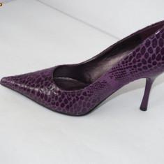 Pantofi de gala pentru femei, violet - (CHIARA 8815-8 purple ) REDUCERE EXCEPTIONALA DE PRET - Pantof dama, Marime: 39, 40, 41, Lila