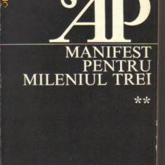 adrian paunescu - manifest pentru mileniul trei ( vol 2 )