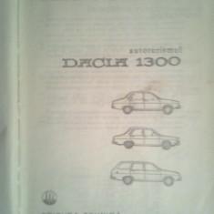 Autoturismul Dacia 1300-A.Brebenel, C.Mondiru, I.Farcasu