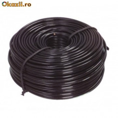 20m Cablu Telefonic Interior Negru (RJ11) + 10m Cablu UTP CAT5e - Cablu retea