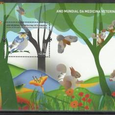 PORTUGALIA 2011 FAUNA ANUL INT. DE MEDICINA VETERINARA - Carte Medicina veterinara