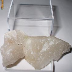 GRANAT GROSULAR - AFRICA DE SUD - Fosila roca