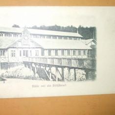 Carte Postala Baile noi din Baltatesci