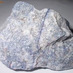 DUMORTIERIT - MADAGASCAR - Fosila roca