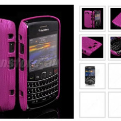 Husa plastic Blakberry 9700 9020 + folie ecran + expediere gratuita Posta - sell by PHONICA