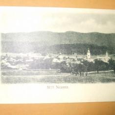 Carte Postala Manastirea Neamtz