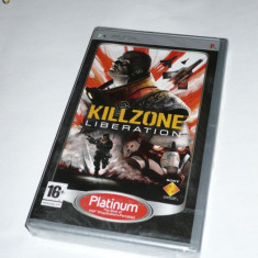 Joc Sony Playstation portable PSP - Killzone Liberation - sigilat - Jocuri PSP Sony, Shooting, 16+, Single player