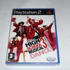 Joc Playstation 2 - PS2 - Disney High School Musical Dance! - sigilat - Jocuri PS2 Sony, Actiune, Toate varstele, Single player