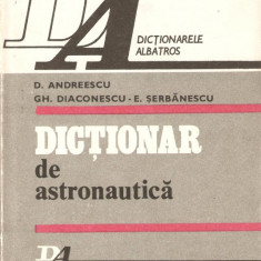 Dictionar de astronautica - Enciclopedie