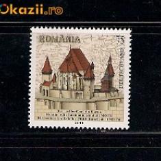 ROMANIA 2011- EMISIUNEA COMUNA GERMANIA-ROMANIA- LP 1916