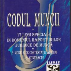 Codul muncii - Dr. Constantin Crisu - Carte Codul penal adnotat