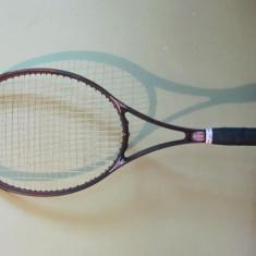 Racheta tenis rebound buffalo line germany semnata A. Henchel - Racheta tenis de camp