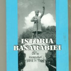 ISTORIA BASARABIEI - De la inceputuri pana in 1994 - Carte Istorie