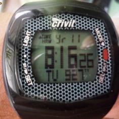 Ceas CRIVIT, model sport, heart rate monitor - Bratara fitness