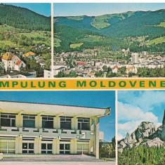 Carte postala-CIMPULUNG MOLDOVENESC - Carte postala tematica