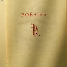 ALFRED DE MUSSET-POESIES - Roman, Anul publicarii: 1966