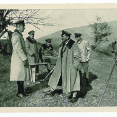 746 - Sibiu - TURNU ROSU, Ofiteri germani, WW I - unused - 1915 - Fotografie veche