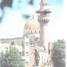 Carte postala-Constanta - Moscheia