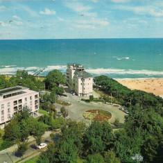 Carte postala-EFORIE- Hotel Carmen si Belona