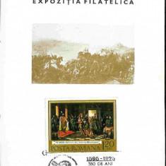 Exp. Fil. 380 de ani d la batalia lui Mihai Viteazul pentru cucerirea Cetatii Giurgiului