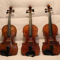 Colectionar, vand vioara, viori profesionale, de concert