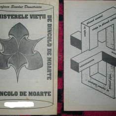 MISTERELE VIETII DE DINCOLO DE MOARTE - profesor Scarlat Demetrescu, Alta editura