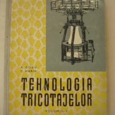 A. DORU * C. MARIN - TEHNOLOGIA TRICOTAJELOR Vol.1