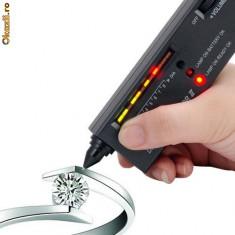 Tester Diamant Diamante ACUM SI TESTER PENTRU MOISSANIT