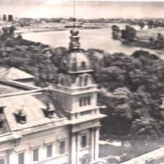 Carte postala- ARAD - Vedere spre Mures - Carte Postala Crisana dupa 1918