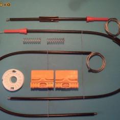 Kit reparatie macara geam electric Audi A4 (an fab.2000-2005) stanga fata