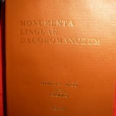 Monumenta Linguae Dacoromanorum / Biblia 1688 ,Exodul