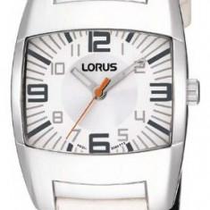 Lorus RG289BX9 ceas dama nou, 100% veritabil. Garantie.In stoc - Livrare rapida., Otel, Piele, Analog