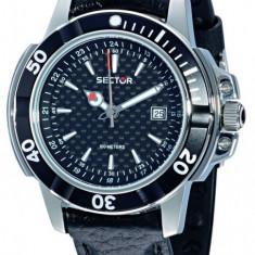 Sector R3251240125 ceas barbati nou, 100% veritabil. Garantie.In stoc - Livrare rapida. - Ceas barbatesc Sector, Mecanic-Manual