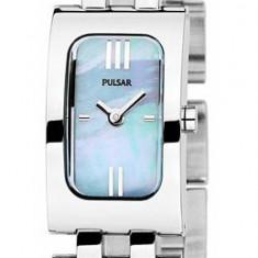 Pulsar PJ5277 ceas dama nou 100% original Garantie.In stoc - Livrare rapida., Casual, Quartz, Otel, Rezistent la apa