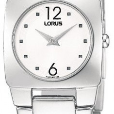 Lorus RRW33BX9 ceas dama nou, 100% veritabil. Garantie.In stoc - Livrare rapida., Quartz, Otel, Analog