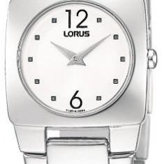 Lorus RRW33BX9 ceas dama nou, 100% veritabil. Garantie.In stoc - Livrare rapida., Otel, Analog