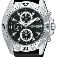 Lorus RF833CX8 ceas barbati nou, 100% veritabil. Garantie.In stoc - Livrare rapida. - Ceas barbatesc Lorus, Sport