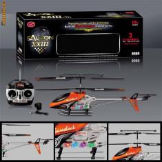 Elicopter metalic Falcon XXIII Accept schimburi - Elicopter de jucarie