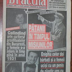 ZIARUL WEEKEND DRACULA NR. 4/1994