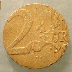 7.321 BELGIA PASTILA 2 EURO