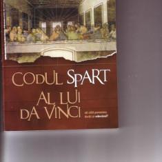 CODUL SPART AL LUI DA VINCI - Carti Crestinism