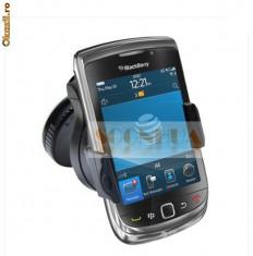suport auto Blackberry Torch 9800  masina + folie ecran