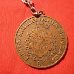 Medalie -Targul Milenar Gonzaga Italia
