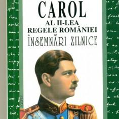 Regele Carol al II-lea al Romaniei . Insemnari zilnice - Biografie