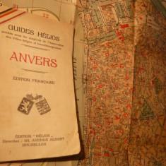 Ghidul Anvers-ului -Ed. Franceza Interbelica
