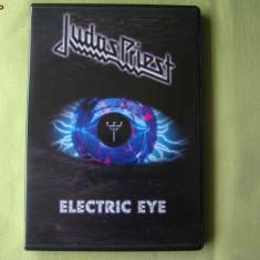 JUDAS PRIEST - Electric Eye - DVD Original ca NOU