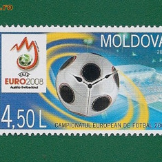 SERIE TIMBRE NESTAMPILATE - MOLDOVA -CATALOG MICHEL 615 - 1VAL. - Timbre straine