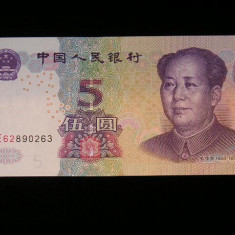 BBS1 - CHINA - 5 YUAN