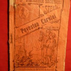 V.Anestin - Povestea Cerului -1912 Prima Editie - Carte veche