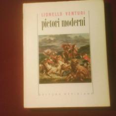 Lionello Venturi Pictori moderni